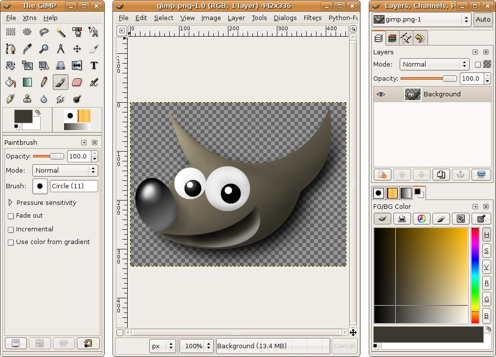 Gimp_2.13_Ubuntu